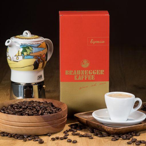 Espresso ganz 500 g-0