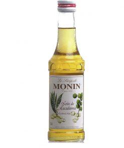 Monin Macadamia Sirup 25 cl-0