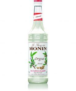 Monin Mandel Sirup 0,7 l-0