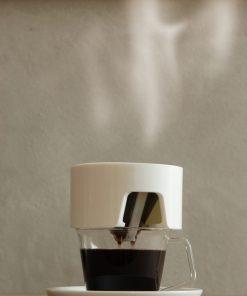 Filterkaffee dirket in die Tasse